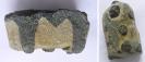 Spurenfossil Cylindricum gregarium (LINCK 1949)