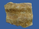 Sandsteinplatte mit Wellenrippeln